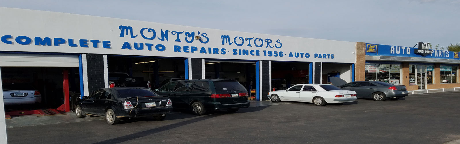 We were the first Auto Repair Shop in 1956 and Remain Your Home of Great Service and Honesty in Sierra Vista.